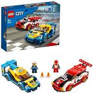 LEGO City Nitro Wheels 60256 Versenyautók - LEGO építőjáték