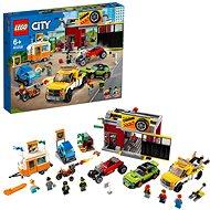 LEGO City Nitro Wheels 60258 Szerelőműhely - LEGO építőjáték