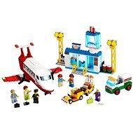 LEGO City 60261 Központi Repülőtér - LEGO építőjáték