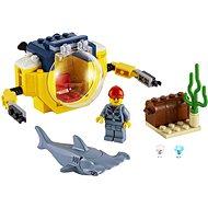 LEGO City 60263 Óceáni mini-tengeralattjáró - LEGO építőjáték