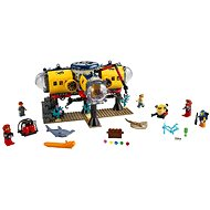 LEGO City 60265 Óceánkutató bázis - LEGO