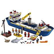 LEGO City 60266 Óceánkutató hajó - LEGO