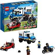 LEGO City 60276 Rendőrségi rabszállító - LEGO