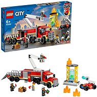 LEGO City 60282 Tűzvédelmi egység - LEGO