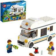 LEGO City 60283 Lakóautó nyaraláshoz - LEGO