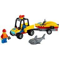 LEGO City 60286 Tengerparti mentő ATV jármű - LEGO