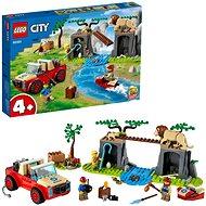 LEGO® City 60301 Vadvilági mentő terepjáró - LEGO