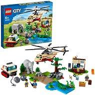 LEGO® City 60302 Vadvilági mentési művelet - LEGO