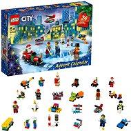 LEGO® City 60303 Adventi naptár LEGO® City - Adventi naptár