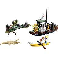 LEGO Hidden Side 70419 Öreg halászbárka - Építőjáték