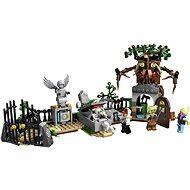 LEGO Hidden Side 70420 Rejtély a temetőben - LEGO építőjáték