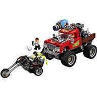 LEGO Hidden Side 70421 El Fuego teherautója - LEGO építőjáték