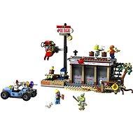 LEGO Hidden Side 70422 Támadás a garnélastandon - LEGO építőjáték