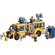 LEGO Hidden Side 70423 Paranormális busz 3000 - LEGO építőjáték