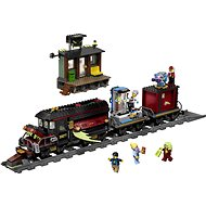 LEGO Hidden Side 70424 Szellemvonat - Építőjáték
