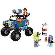 LEGO Hidden Side 70428 Jack homokfutója - LEGO építőjáték