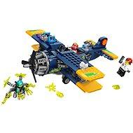 LEGO Hidden Side 70429 El Fuego műrepülőgépe - LEGO építőjáték