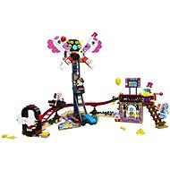 LEGO Hidden Side 70432 Kísértetjárta vidámpark - LEGO építőjáték