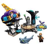 LEGO Hidden Side 70433 J.B. tengeralattjárója - LEGO építőjáték