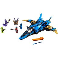 LEGO Ninjago 70668 Jay viharharcosa - LEGO építőjáték