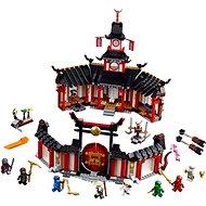 LEGO Ninjago 70670 A Spinjitzu monostora - LEGO építőjáték