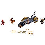 LEGO Ninjago 70672 Cole terepmotorja - LEGO építőjáték