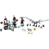 LEGO Ninjago 70678 Az elfeledett császár kastélya - LEGO építőjáték