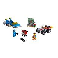 LEGO Movie 70821 Emmet és Benny Építő és javító műhelye! - Építőjáték