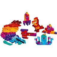 LEGO Movie 70825 Amita Karok királynő Amit Akarok Doboza! - Építőjáték