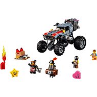 LEGO Movie 70829  Emmet és Lucy menekülő homokfutója! - LEGO építőjáték
