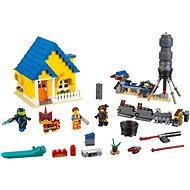 LEGO Movie 70831 Emmet Álomháza/Mentőrakétája! - Építőjáték