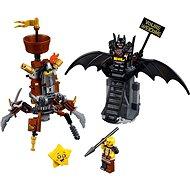 LEGO Movie 70836 Harcra kész Batman és Fémszakáll - Építőjáték