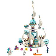 LEGO Movie 70838: Amita Karok királynő Dehogy Gonosz űrpalotája - Építőjáték