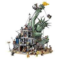 LEGO Movie 70840 Üdvözlünk Apokalipszburgban! - Építőjáték