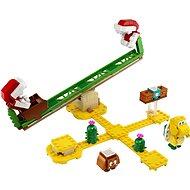 LEGO Super Mario 71365 A Piranha növény erőcsúszdája kiegészítő szett - LEGO