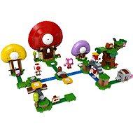LEGO Super Mario 71368 Toad kincsvadászata kiegészítő szett - LEGO