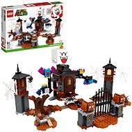 LEGO Super Mario 71377 King Boo és kísértettanyája kiegészítő szett - LEGO