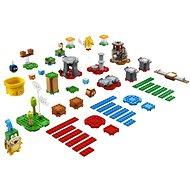 LEGO Super Mario 71380 Kalandmester készítő - LEGO