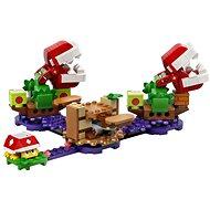 LEGO Super Mario 71382 A Piranha növény rejtélyes feladata kiegészítő szett - LEGO