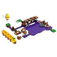LEGO Super Mario 71383 Wiggler mérgező mocsara kiegészítő készlet - LEGO