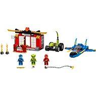 LEGO Ninjago 71703 Viharharcos csata - LEGO