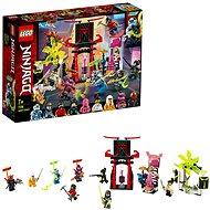 LEGO Ninjago 71708 Játékosok piaca - LEGO építőjáték