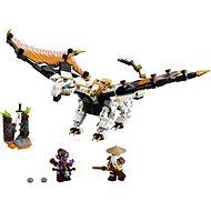LEGO Ninjago 71718 Wu harci sárkánya - LEGO építőjáték