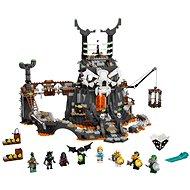 LEGO Ninjago 71722 A koponyavarázsló tömlöcei - LEGO