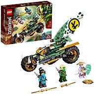 LEGO Ninjago 71745 Lloyd dzsungel chopper motorja - LEGO