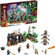 LEGO Ninjago 71747 Az őrzők faluja - LEGO