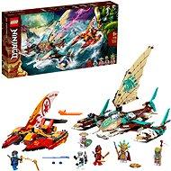 LEGO Ninjago 71748 Katamarán tengeri csata - LEGO
