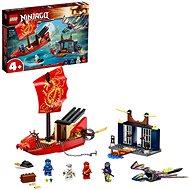 LEGO® NINJAGO® 71749 A Sors Adománya utolsó repülése - LEGO
