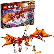 LEGO® NINJAGO® 71753 Tűzsárkány támadás - LEGO