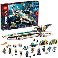 LEGO® NINJAGO® 71756 Vízi fejvadász - LEGO